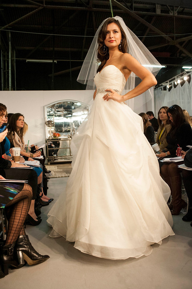 Bridal Fashion Show - Vatana Watters