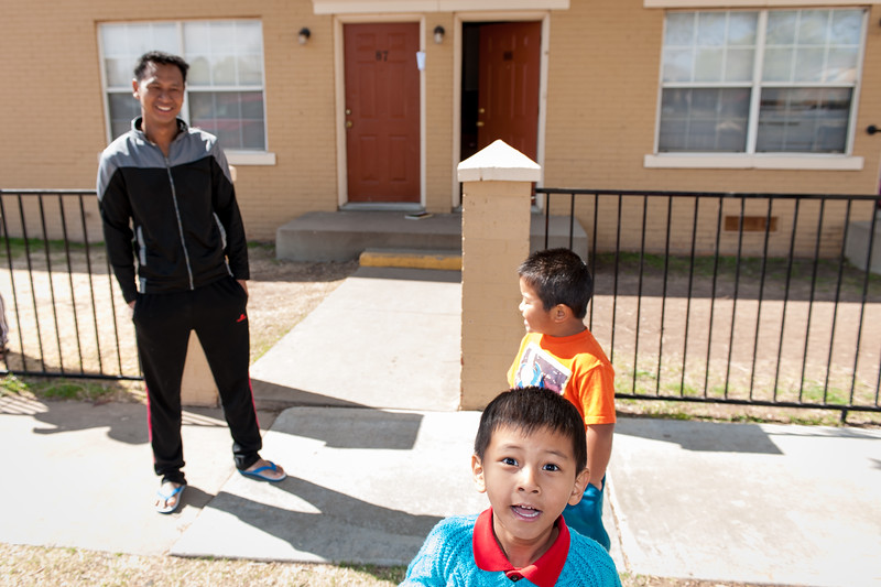 Texas Observer / The Stranger Next Door