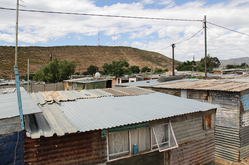 Informal Settlement De Doorns