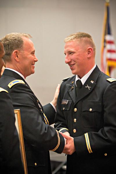 Arizona State University ROTC Graduation Ceremony