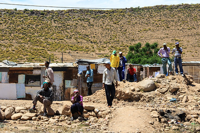 Informal Settlement De Doorns