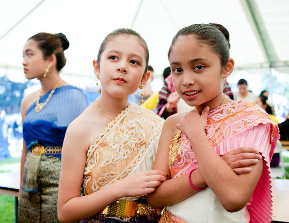 The Cambodian, Lao, Thai and Burmese New Year in the Park today at Glenhaven Park, Saturday 4/30/16. The day-long celebration is free and open to all. Photo by Fred Joe / www.fredjoephoto.com © 2016 Portland Parks & Recreation