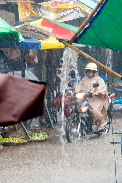 Did I mention they know how to handle the rain?<br /> <br /> Siem Reap, Cambodia