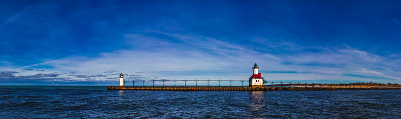St Joseph MI<br /> <br /> I was on my way to Chicago this day and was debating if I should stop, as I got closer I saw the clouds forming and decided to see what I could capture, and this is one of the shots I got.<br /> <br /> Contact me for a full Panoramic print of this photo.