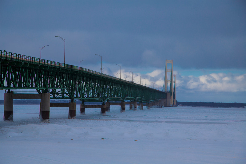Mackinac Bridge, Mackinaw City MI