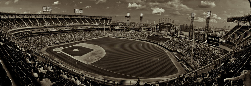 Cellular Field, Chicago - Tigers vs Sox's 9.17.12