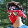 "Blindfolds were just one of the challenges facing four teams of 8th graders during their Teambuilding Day on Friday, April 27 in the woods above campus.  They also tackled balance beams, a Tyrollean Traverse,  and even rappeling down the 40-foot-high Dragon Crag!  See a gallery of their hot, busy day, ending with setting up tents on Graduation Lawn to prepare for their Coast Trip in May at <a href=""https://saintgeorges.smugmug.com/Academics/MS-8th-Teambuilding-Day-4-27-18/"">https://saintgeorges.smugmug.com/Academics/MS-8th-Teambuilding-Day-4-27-18/</a>"