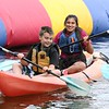 The 7th grade class spent three days at Camp Spalding on Davis Lake learning lessons in safety and cooperation that only outdoor activities such as kayaking, fly fishing, and rock climbing can teach.