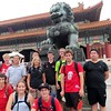 China Dragons!  The SGS Robotics Team coached high school robotics teams in Shanghai and visited the Great Wall and Forbidden City in Beijing in August.