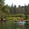 """New families were introduced to Saint George's with a float down the Little Spokane River on Saturday, August 18.  See more photos of the colorful boats and paddlers at <br /> <a href=""""https://saintgeorges.smugmug.com/Community/New-Family-Float-8-18-18/"""">https://saintgeorges.smugmug.com/Community/New-Family-Float-8-18-18/</a>"""