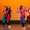 "The Upper School May Term Dance class performed an Indian ""Bollywood"" style dance as part of a presentation to the Lower School in Founders Theater.  All the May Term classes will present what they've been learning on June 5."