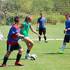 """The Soccer Summer Camp brought middle and upper school athletes together in mid-July for a week of building skills and getting in shape for the fall season.  See what other Summer Camps are offered in August at <a href=""""https://www.sgs.org/106/"""">https://www.sgs.org/106/</a>."""