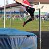 "Saint George's varsity track and field athletes competed in a multi-school meet at nearby Lakeside HS on April 17.  See a Photo Gallery of multiple events over the course of the long, sunny afternoon, including this winning high jump by senior Cade Peplinski, at <a href=""https://saintgeorges.smugmug.com/Athletics/US-Track-Meet-at-Lakeside-4-17-18/"">https://saintgeorges.smugmug.com/Athletics/US-Track-Meet-at-Lakeside-4-17-18/</a>"