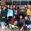 SGS 9th graders visited Gonzaga University on Nov. 7 after talking with college representatives from across the country at the NACAC College Fair in downtown Spokane.