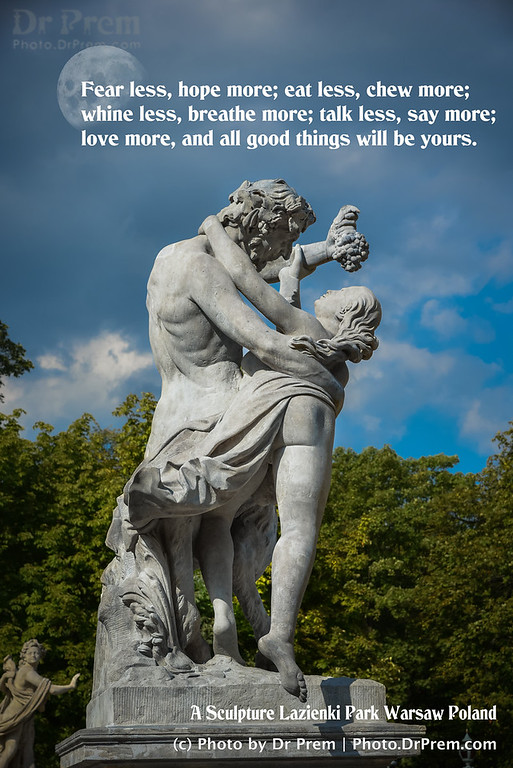 Love More - Photoquote - Dr Prem