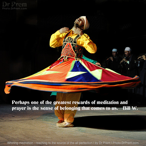 Sense of Belonging - PhotoQuote - Dr Prem