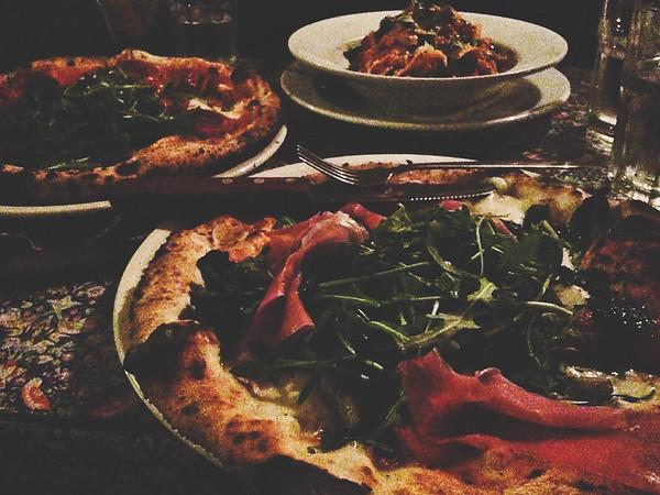 Paulie's Pizza, Dublin, Ireland