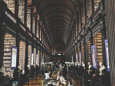 Old Library, Dublin, Ireland