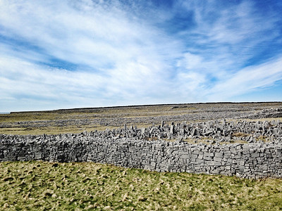 Ireland - Aran Islands, Inishmor, Dun Aengus