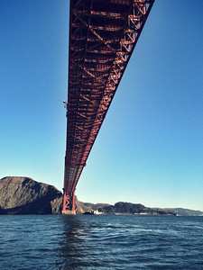 Golden Gate Bridge, San Francisco Bay Area