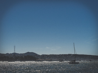 Sutro Tower, Fleet Week 2014, San Francisco Bay Area
