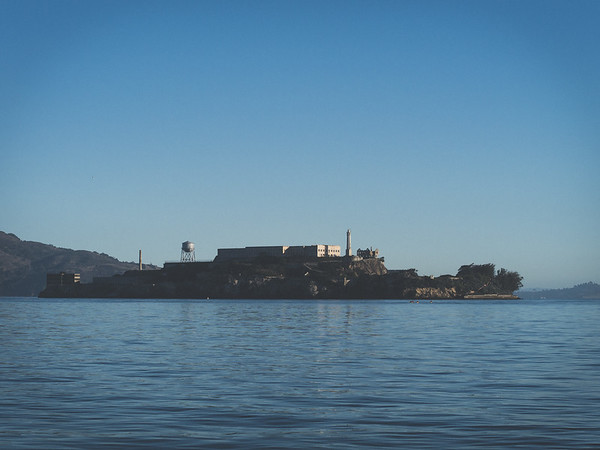 Alcatraz, San Francisco Bay Area