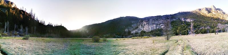 Tiltill Valley, Hetch Hetchy Reservoir, Yosemite