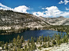 Lake Vernon, Hetch Hetchy Reservoir, Yosemite