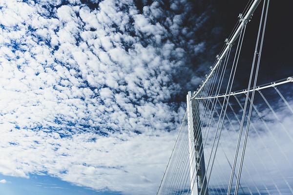 Bay Bridge East Span, San Francisco Bay Area