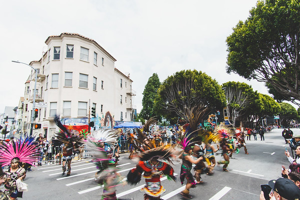 2019 San Francisco Carnaval Parade