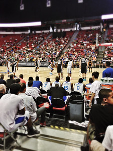 Golden State Warriors, NBA Summer League Vegas