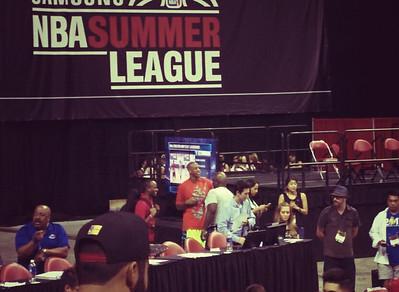 NBA Las Vegas Summer League 2015, Weekend 1