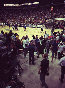 NBA Las Vegas Summer League 2015, Weekend 1