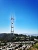 Twin Peaks, Sutro Tower
