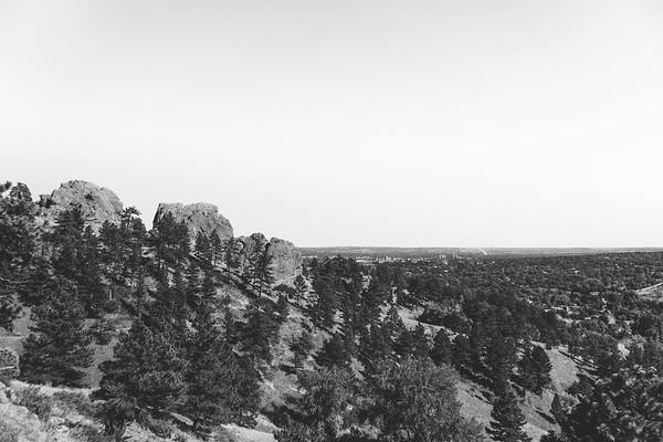 Mount Sanitas, Boulder, Colorado