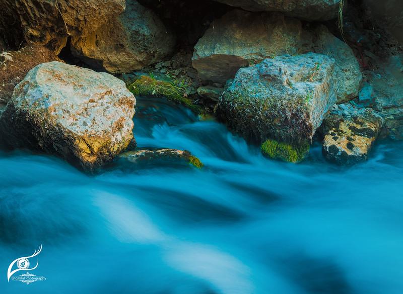 Silky waterfall source