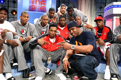 2008 JBAAC Team visits BET's 106 & Park