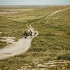 Bike in Iraqi countryside