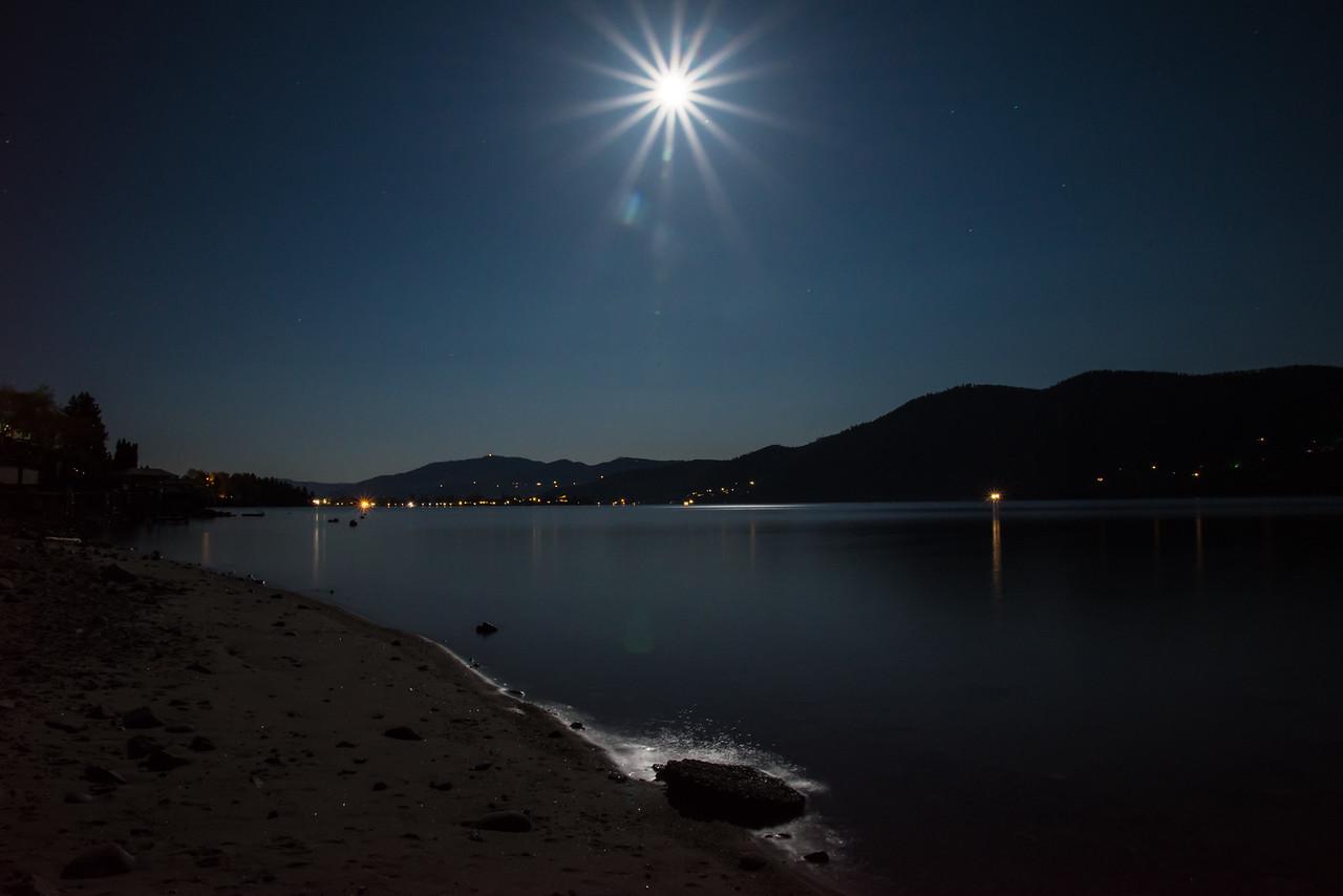 Evening on Lake Chelan