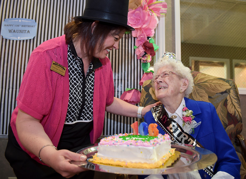 106TH BIRTHDAY