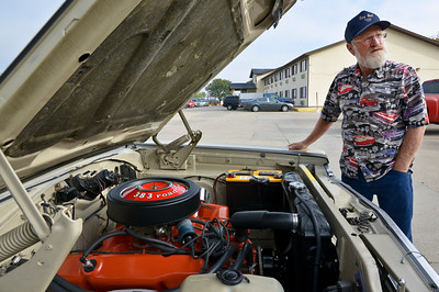 Photos: 1969 Road Runner goes home