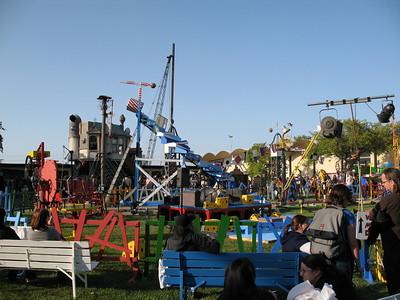 Maker's Faire 2008
