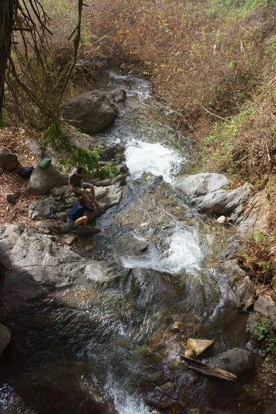 Esalen Creek