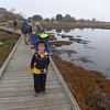 Cub scout hike