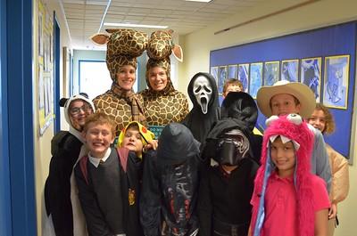 Westchester Lower School: Halloween