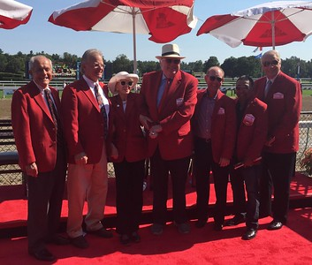 Photos: 2016 Red Jacket and Walk of Fame ceremonies