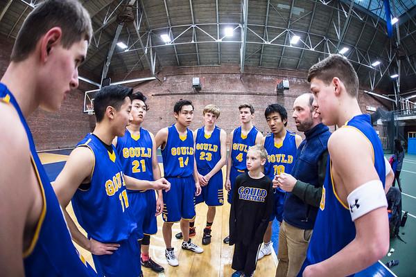 Basketball JV Boys 2017