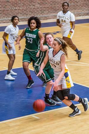 Basketball VG vs Hebron  02-22-2017