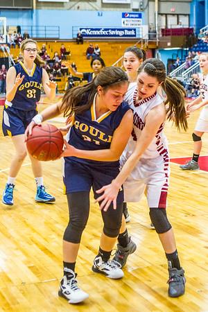 Basketball Varsity Girls - MPA Playoff