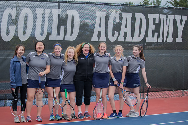 Tennis JV Girls 2017